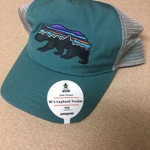 Patagonia Women's Low crown layback trucker hat